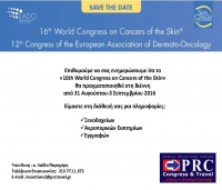 16th World Congress on Cancers of the Skin